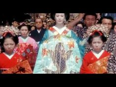"""Oiran Parade from """"Yoshiwara Enjo"""""""