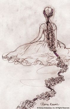Claire Keane - The Art of Disney Animation-- more Rapunzel Disney Rapunzel, Rapunzel Flynn, Art Disney, Disney Kunst, Art And Illustration, Illustrations, Tangled Concept Art, Disney Concept Art, Claire Keane
