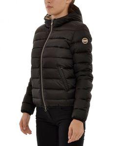 Piumino #Colmar da donna 20% di sconto ► http://www.marsilistore.it/abbigliamento/bomber-con-cappuccio-nylon-effetto-satin.html