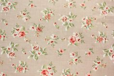 Classic vintage cotton floral fabric in Beige. With dozens of Pink Roses and Beige background, this is a really sweet looking fabric. It will give you that vintage flavour to your project. This cotton fabric is extra wide making it more economical to use for your more fabric consuming projects such as dresses, quilting, bed sheets and many more. Material: Cotton Design: Floral, Vintage Small Roses Base Color: Beige Approx Size: 50cmx145cm *Buy multiple amount and save on shipping **Please…