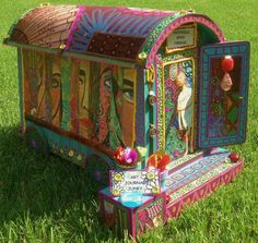 Modern Gypsies Culture | Modern Gypsy Caravans | Gypsy Caravan Pattern