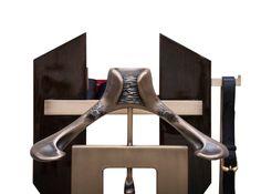 """The Valet,"" Bronze Sculpture Designed in Collaboration with Alexander McQueen 2"
