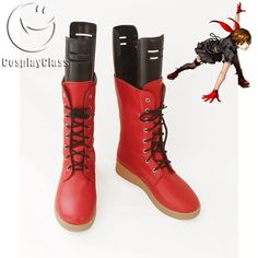 Persona5 P5 QUEEN Niijima Makoto Persona 5 Cosplay Boots #persona5 #NiijimaMakotocosplay #cosplayclass #boots