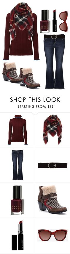 """Fall look"" by im-karla-with-a-k ❤ liked on Polyvore featuring MSGM, maurices, Vero Moda, Bobbi Brown Cosmetics, Woolrich, Witchery and Valentino"