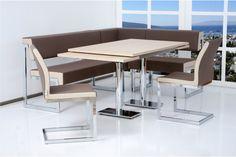 Τραπεζαρία Elit | Dining table Elit #home #homedecor #interiordesign #furniture #diningroomideas #diningroom #diningtableset  #table #wood #metal
