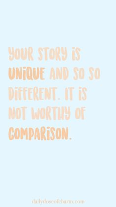story is unique and so so different. It is not worthy of comparison. daily dose of charm sunday quotes Cute Quotes, Words Quotes, Wise Words, Sayings, Wisdom Quotes, Sunday Quotes Funny, Quick Quotes, Positive Quotes, Motivational Quotes