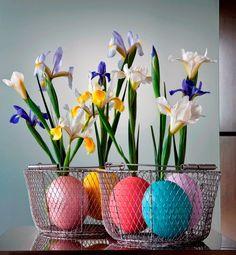 El blog de Los Peñotes: #DIY jarrones de Pascua