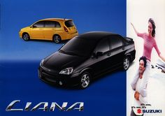 Suzuki Liana; 2000  (Australia) | auto car brochure | by worldtravellib World Travel library - The Collection