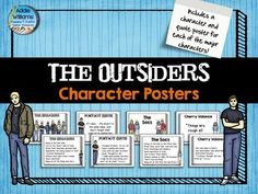 1000+ images about Teaching: The Outsiders on Pinterest ...