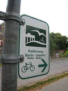 Radfernweg Berlin–Usedom – Wikipedia