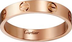 Cartier LOVE Ring Size 7. Love
