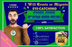 I will create teachable,kartra,thinkifik,kajabi, courses,and digital product website – FiverrBox Student Enrollment, Landing Page Design, Online Courses, Online Marketing, Promotion, Motivation, Website, Digital, Create