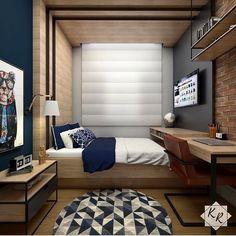 60 ideas music studio room design bookshelves for 2019 Studio Room Design, Home Room Design, Small Room Design, Home Office Design, Home Interior Design, Small Bedroom Designs, Home Studio, Bedroom Bed Design, Modern Bedroom Design