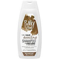 Punky Colour 3-in-1 Color Depositing Shampoo + Conditioner