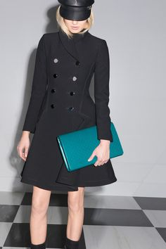 gucci-pre-fall-2014 (I love this coat)