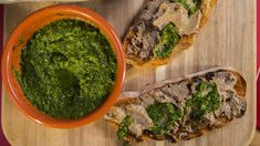 Easy Smooth Chicken Liver Pate by The Chiappas