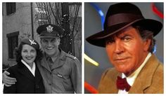 Robert Preston-Army Air Corps-WW2-1942-Captain-Military Intelligence ( Actor)