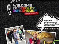 """Mit 37.000 hat die Fernsehlotterie ein besonderes Projekt des DRK Berlin Süd-West gefördert: Dort haben Jugendliche im Alter von 8 bis 18 Jahren mit und ohne Immigrationshintergrund den Stadtteilführer """"Welcome to Steglitz-Zehlendorf – dein Kiez mit Respekt"""" entworfen und fertig gestellt. Der Stadtteilführer ist von Jugendlichen für Jugendliche und zeigt interessante und spannende Informationen, Orte und Aktivitäten in Steglitz-Zehlendorf."""