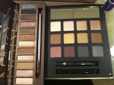Naked Palette Dupe#2..Elf Beauty Book Palette ..Save your money !!! =)