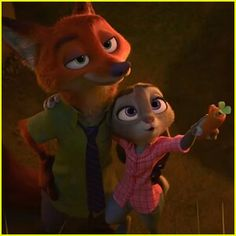 "Oh man they really had me fooled! when Nick fake-bit Judy I was like ""wait what? how...how is this happening?"" and then when they made it clear they were pretending I was like ""WHEW!!"" <<I knew they switched it out because of the subtle ways they played the previous moment (bringing up blueberries in a seemingly random gesture because seemingly random things are never innocent) but that scene still was intense and I doubted my theory for a second."