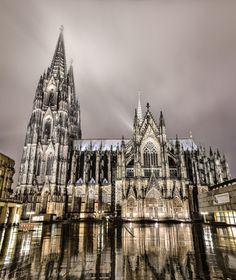Amazing Places           - Cologne Cathedral - Cologne - Germany (byTobias...