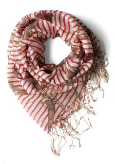 I definitely have this scarf and I like it  a lot! I also bought it for half the price at G Stage.