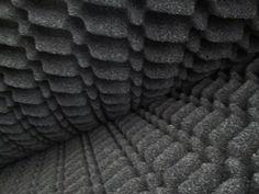Akustik Labirent Ses Yalıtım Süngeri - http://www.piramitsungerfiyatlari.net/akustik-labirent-ses-yalitim-sungeri  #sesyalıtımı #piramitsünger #piramitsungerfiyatları