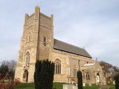St Bartholomew's Church Orford