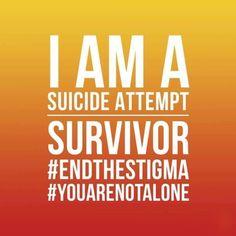 Suicide Attempt Survivor