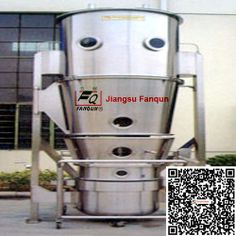 Jiangsu Fanqun PGL Spray Dry Granulator ❤ Jiangsu FanqunSpray Dryer ❤ Jiangsu Fanqun Drying Equipment