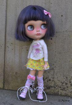 Blythe OOAK doll KATE - réservé aux Lynne