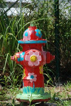 another Key West fire hydrant