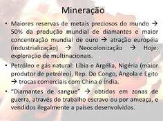 Resultado de imagem para mineração na áfrica