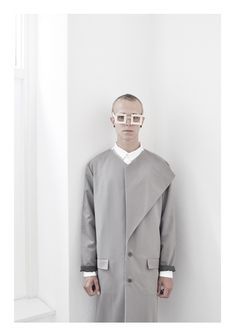 SS14 'Empty Blocks' portrait by Orphan Bird