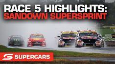Race 5 Highlights - Penrite Oil Sandown SuperSprint | Supercars 2021 V8 Supercars, Touring, Super Cars, Highlights, Racing, Australia, Oil, Running, Auto Racing
