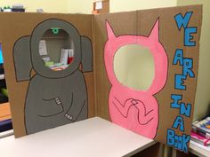 Elephant & Piggie Photo Booth