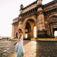 Photo of the day! #GoProFamily member @chefyash takes in the sunrise at the #GatewayOfIndia  • • • #GoPro #GoProTravel #India # #sunrise # #travel #wanderlust #mumbai #tagforlikes #travel #L4L #random