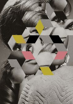 Collages by Ashley Edwards