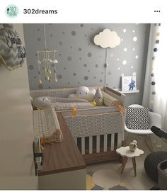 "Quarto bebê menino The ""Everything Toddler everything Channel"" (()).Help us grow .Feed us likesMake sure to go follow us on instagram ,facebook as well as tumblr!@thebabyshopco"