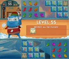 Pepper Panic Saga Level 55 Guide - With Video - Pepper Panic Tips.  Steps to finish this difficult board in Pepper Panic Saga.  http://pepperpanictips.com/pepper-panic-saga-level-55-guide/