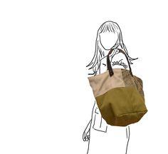 Recycled bags, Cabas, Sac cabas , Sac 100% recyclé, Sac en microsuede et cotton, Anse en ceinture recyclé, motif pied de poule de la boutique Pigmentit sur Etsy