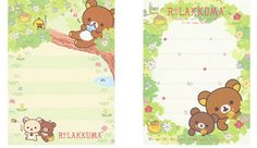 "https://flic.kr/p/22jfUoy | San-X Rilakkuma ""Koguma Chan"" Mini Memo (#1) 