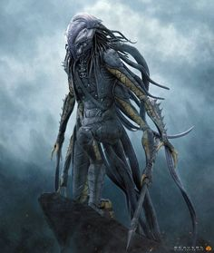 4 armed creature - Google Search