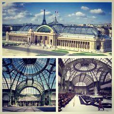 Grand Palais Paris here we come!! 21st-24th May!! #roadtrip