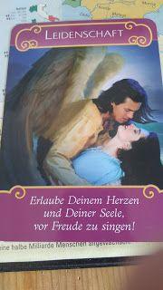 Mein Tagebuch: Tageskarte der Liebe 2.5.17