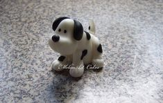 Puppy cake topper- picture tutorial - Cake Central Community
