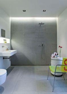 Råt bad med beton | Bobedre.dk
