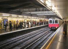 Blackfriars tube station London