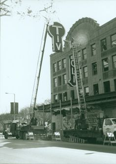 New Book Profiles The History And Revitalization Of Delmar Loop. Credit (Courtesy University City Public Library Archives) Overview of the Delmar Loop, circa 1931. #StLouis #development