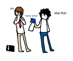 badly drawn death note - Google Search
